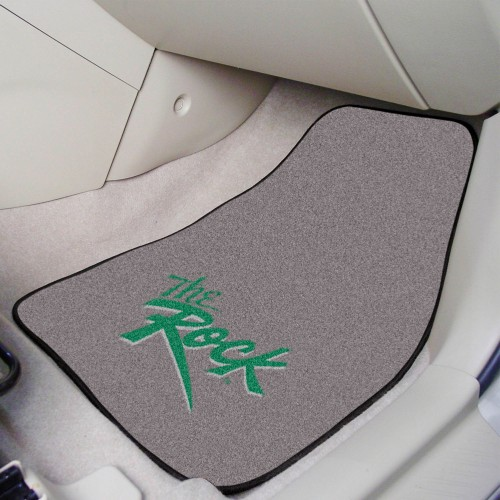 Slippery Rock 2-pc Carpeted Car Mats 17