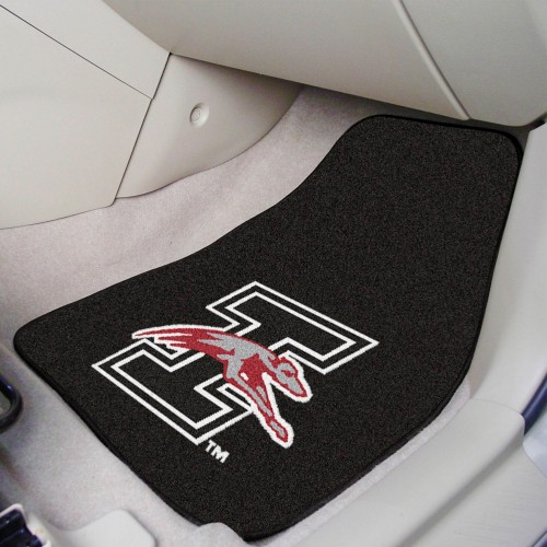 Indianapolis 2-pc Carpeted Car Mats 17