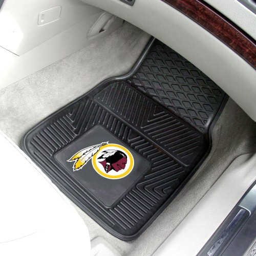 "NFL - Washington Football 2-pc Vinyl Car Mats 17""x27"""