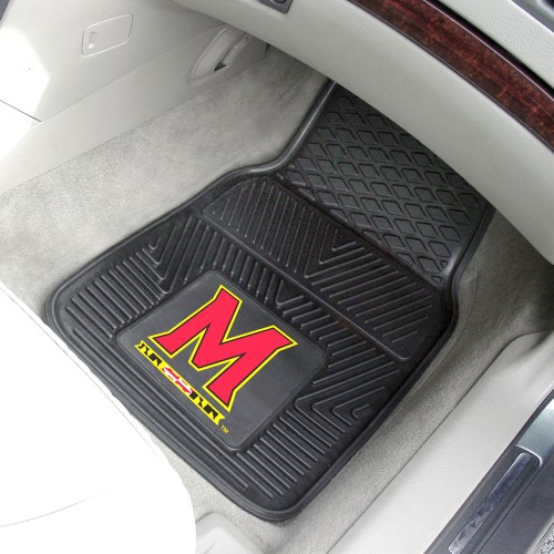 Maryland 2-pc Vinyl Car Mats 17