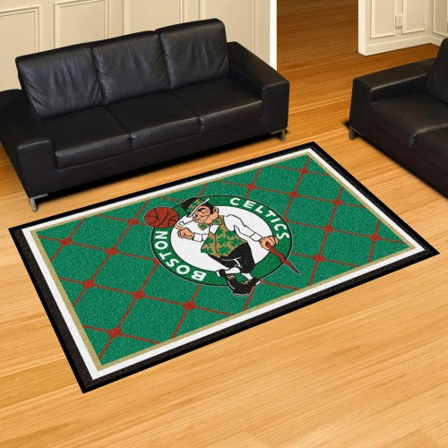 NBA - Boston Celtics 5'x8' Rug