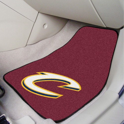 NBA - Cleveland Cavaliers 2-pc Carpeted Car Mats 17