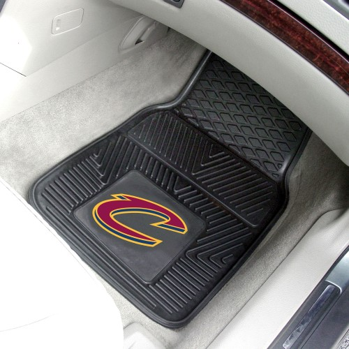 NBA - Cleveland Cavaliers 2-pc Vinyl Car Mats 17