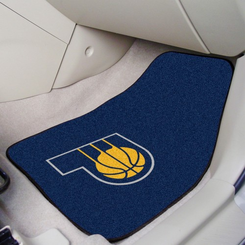 NBA - Indiana Pacers 2-pc Carpeted Car Mats 17