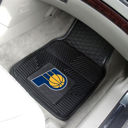 NBA - Indiana Pacers 2-pc Vinyl Car Mats 17