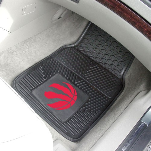 NBA - Toronto Raptors 2-pc Vinyl Car Mats 17