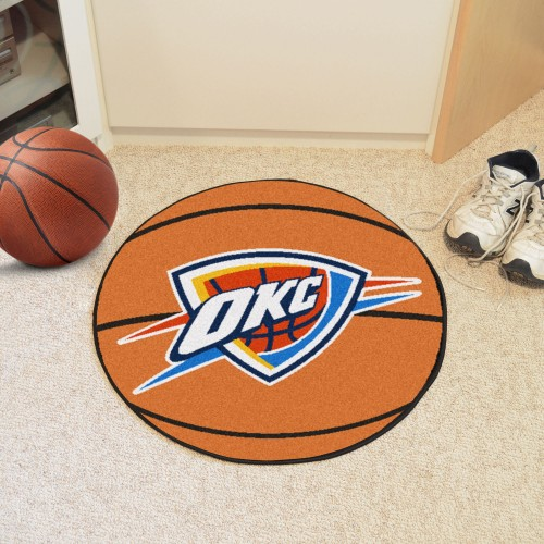 NBA - Oklahoma City Thunder Basketball Mat 27