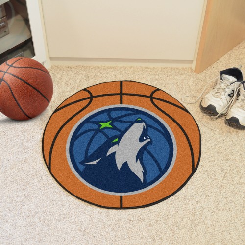 NBA - Minnesota Timberwolves Basketball Mat 27