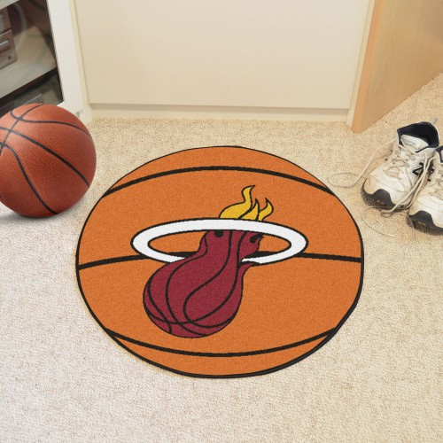 NBA - Miami Heat Basketball Mat 27