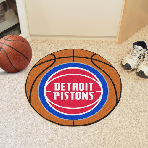 NBA - Detroit Pistons Basketball Mat 27