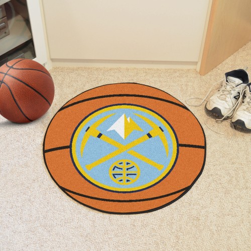 NBA - Denver Nuggets Basketball Mat 27