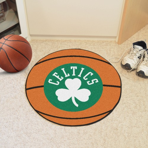 NBA - Boston Celtics Basketball Mat 27