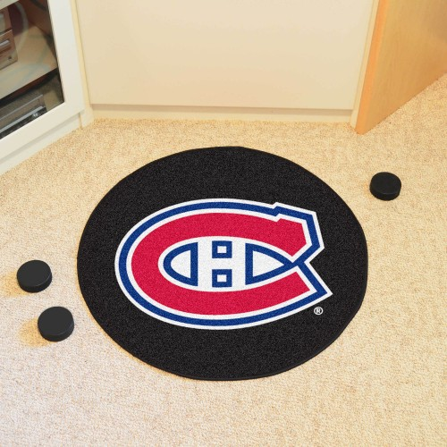 NHL - Montreal Canadiens Puck Mat 27