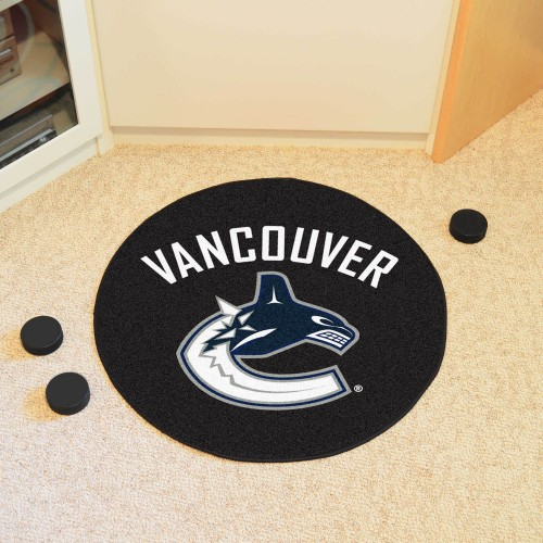 NHL - Vancouver Canucks Puck Mat 27
