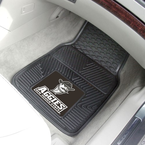 New Mexico State 2-pc Vinyl Car Mats 17