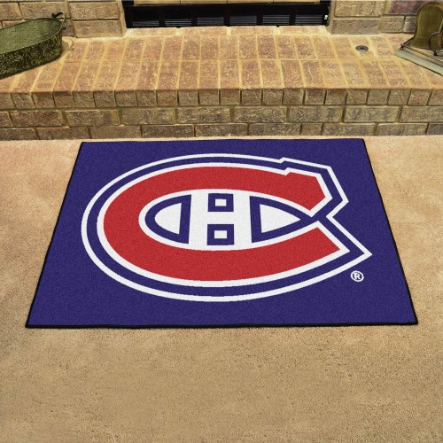 NHL - Montreal Canadiens All-Star Mat 33.75