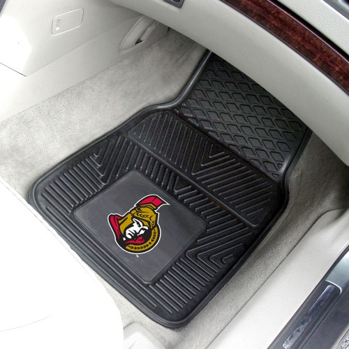 NHL - Ottawa Senators 2-pc Vinyl Car Mats 17