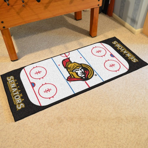 NHL - Ottawa Senators Rink Runner 30