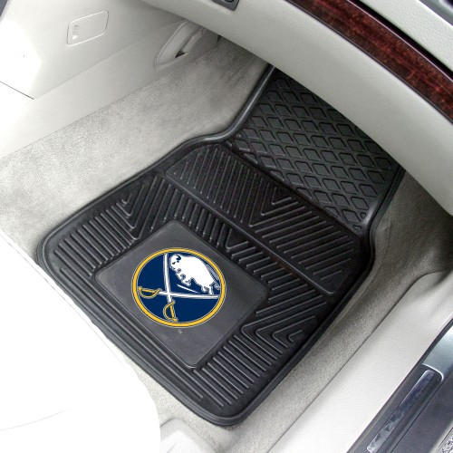 NHL - Buffalo Sabres 2-pc Vinyl Car Mats 17