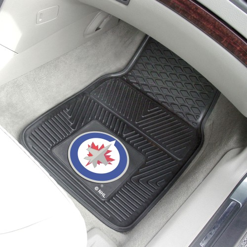 NHL - Winnipeg Jets 2-pc Vinyl Car Mats 17