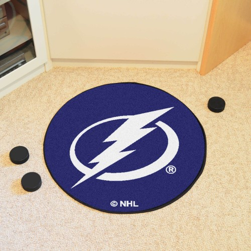 NHL - Tampa Bay Lightning Puck Mat 27