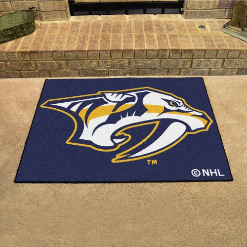 NHL - Nashville Predators All-Star Mat 33.75
