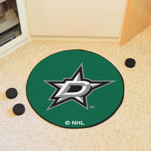 NHL - Dallas Stars Puck Mat 27