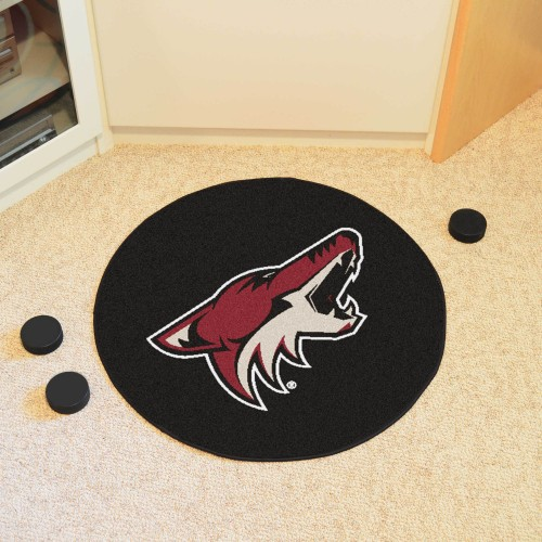 NHL - Arizona Coyotes Puck Mat 27