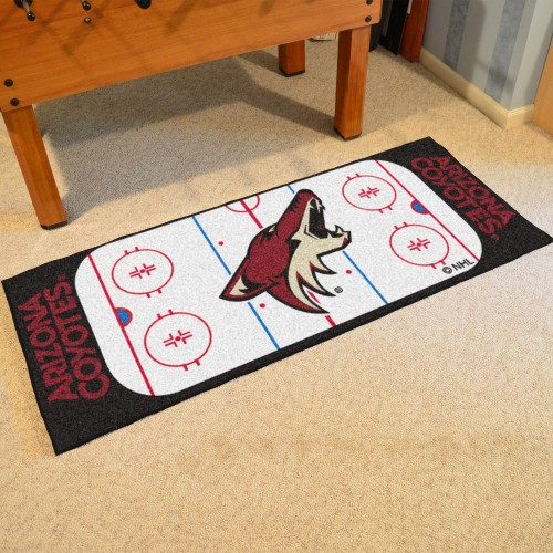 NHL - Arizona Coyotes Rink Runner 30
