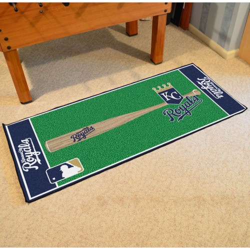 MLB - Kansas City Royals Baseball Runner 30