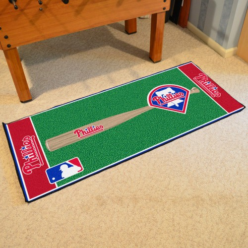 MLB - Philadelphia Phillies Baseball Runner 30