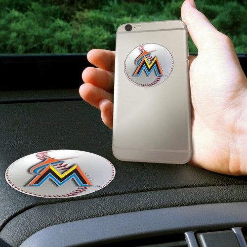 MLB - Miami Marlins Get a Grip