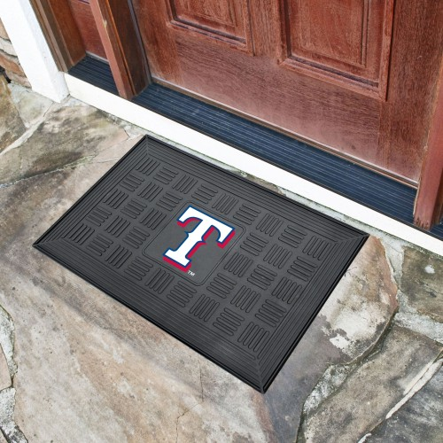 MLB - Texas Rangers Door Mat 19.5