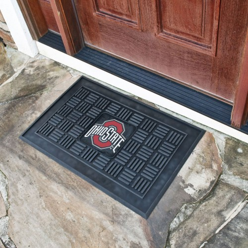 Ohio State Door Mat 19.5