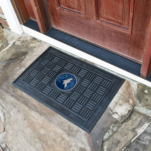 NBA - Minnesota Timberwolves Door Mat 19.5