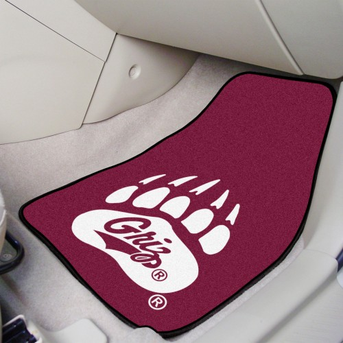 Montana 2-pc Printed Carpet Car Mats 17