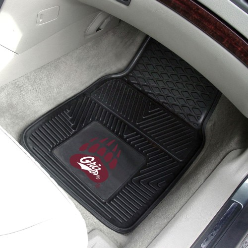 Montana 2-pc Vinyl Carpet Car Mats 17