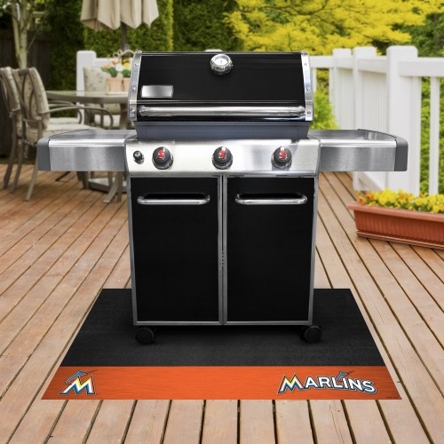 MLB - Miami Marlins Grill Mat 26