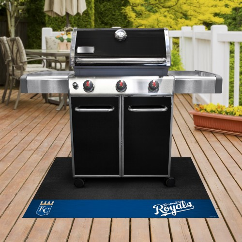 MLB - Kansas City Royals Grill Mat 26