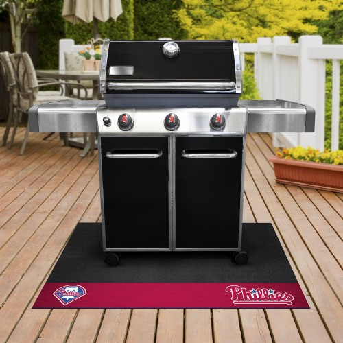 MLB - Philadelphia Phillies Grill Mat 26