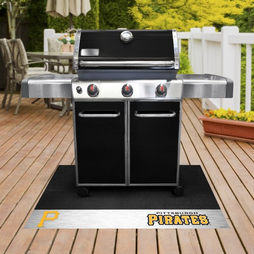 MLB - Pittsburgh Pirates Grill Mat 26