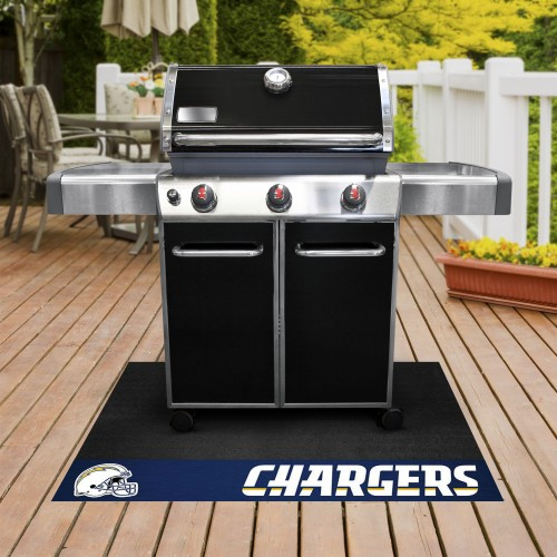 NFL - Los Angeles Chargers Grill Mat 26