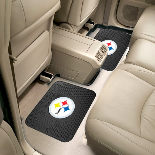 NFL - Pittsburgh Steelers 2-pc Utility Mat 14