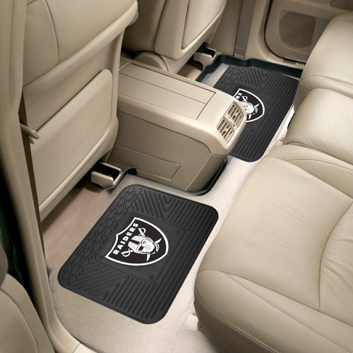 NFL - Oakland Raiders 2-pc Utility Mat 14