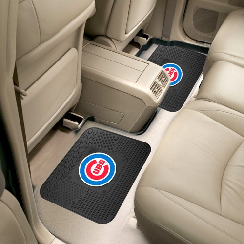 MLB - Chicago Cubs 2-pc Utility Mat 14
