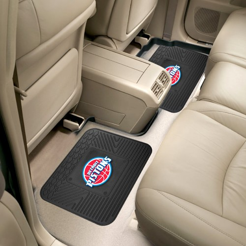 NBA - Detroit Pistons 2-pc Utility Mat 14