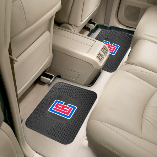 NBA - Los Angeles Clippers 2-pc Utility Mat 14