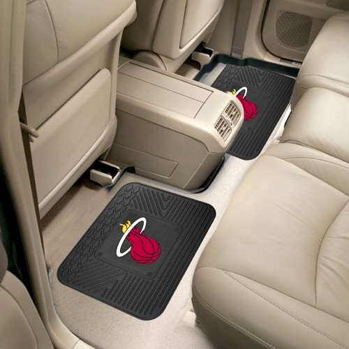 NBA - Miami Heat 2-pc Utility Mat 14