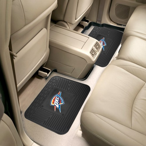 NBA - Oklahoma City Thunder 2-pc Utility Mat 14
