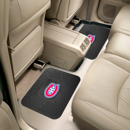 NHL - Montreal Canadiens 2-pc Utility Mat 14
